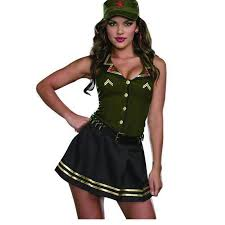 Army Halloween Costumes Girls Girls Army Fancy Dress Promotion Shop Promotional Girls Army