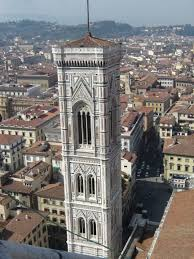 top architecture scaling the 463 stairs of the florence duomo in italy