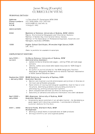 Employment History Example 9 Examples Of Curriculum Warehouse Clerk