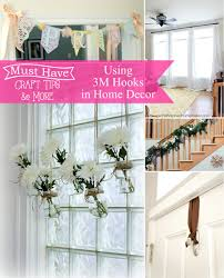 tips using 3m hooks in home decor mine for the making