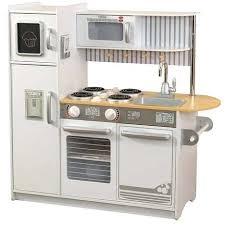 cuisine jouet bois cuisine jouet pas cher kidkraft cuisine enfant uptown blanche en