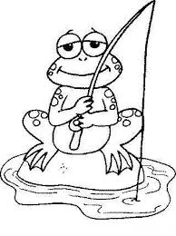 frog coloring pages coloring pages for kids
