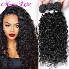 black hairstyles ocean waves brazilian water wave virgin hair 4 bundles 7a brazilian virgin