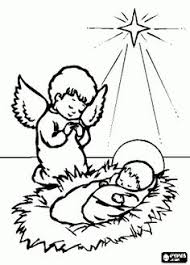 birth of jesus coloring page jesus mary and joseph under the christmas star coloring page