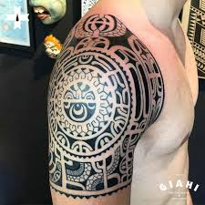 tribal maori tattoo best tattoo ideas gallery