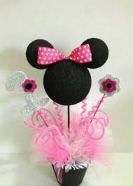 Centerpieces For Minnie Mouse Party by 70 Best Minnie Mouse Party Images On Pinterest Minnie Mouse