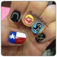 best 25 rodeo nails ideas on pinterest 4th of july nails texas