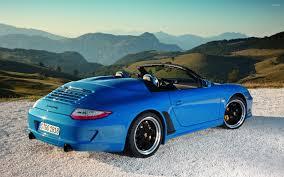 gemballa porsche 911 silver gemballa porsche 911 carrera s cabriolet front side view