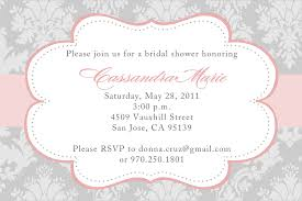 brunch invitation sle bridal shower luncheon invitation template wedding invitation ideas