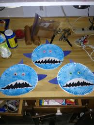 shark craft to do with your toddler i just did it today with my