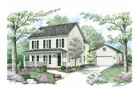 eplans farmhouse eplans farmhouse house plan four bedroom farmhouse 2432 square