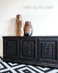 how to beautify your furniture using a paint color wash thirty