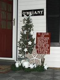 Door Decorations For Winter - holiday porch decorating pictures winter