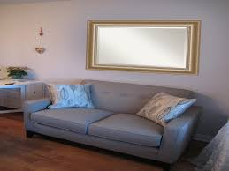 Wall Decor Above Couch by Sofa Mirror Over The Couch Wall Decor Mirror Over Couch Interior