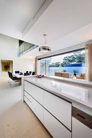 luxurious decor and minimalist overtones shape stylish perth home