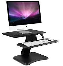 sit and stand desk converter mount it standing desk converter height adjustable tabletop sit