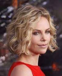loose perms for short hair loose wave perm on short hair hair pinterest loose wave perm