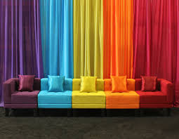 color furniture kaleidoscope furniture town country event rentals