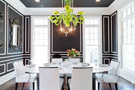 Black White Dining Table Chairs Black White Dining Chairs Houzz