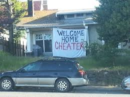 Welcome Home Meme - welcome home cheater meme collection