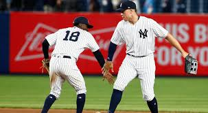 Aaron Judge Joins An Exclusive Club Of Yankees All Stars Pinstripe - keidel panic time is over the yankees are legit good wfan sports