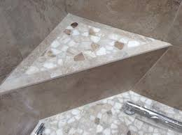 Sealing A Bathroom Floor New Stone Shower Floor Seal Or Not To Seal