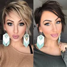 short pixie hairstyles for people with big jaws 10 latest long pixie hairstyles to fit flatter short haircuts 2018