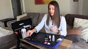 Technology At Home How To Do Your Nails At Home Youtube