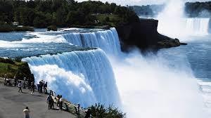 Niagra Falls Map Unbelievable Niagara Falls World U0027s Most Beautiful Waterfalls