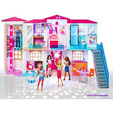 The Coolest Barbie House Ever by Barbie Hello Dreamhouse Dpx21 Barbie
