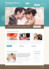 wedding planner website wedding planner website template 35945