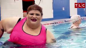 lupe from my 600 lb life my 600 lb life s laura says husband is jealous she lost 300 pounds