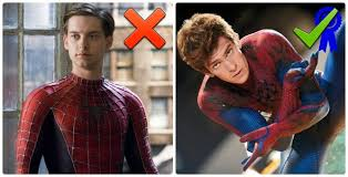 Meme Tobey Maguire - why andrew garfield is a better spider man than tobey maguire