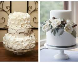 Wedding Cake Ideas Rustic Rustic Winter Wedding Cakes Ipunya