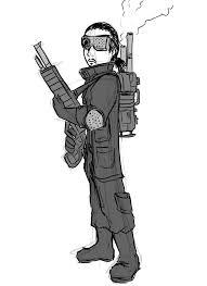 sketches steampunk soldier by pyrasterran on deviantart