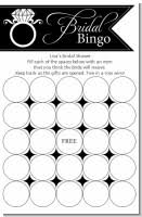 bridal shower gift bingo bridal shower bingo cards