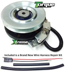 xtreme replacement clutch for cub cadet 917 04552 with wire