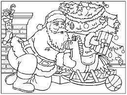 Coloriage Noel 112 dessins à imprimer et à colorier  Page 13