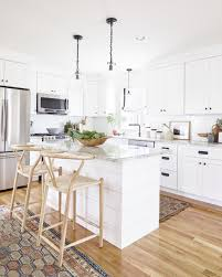 small kitchens with white cabinets 75 beautiful small white kitchen pictures ideas april