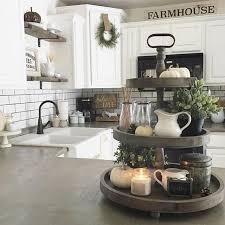 kitchen counter decor ideas farmhouse kitchen counter decor best 20 countertop decor ideas on