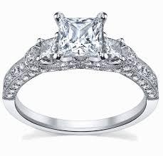 10k wedding ring glamorous antique engagement ring 1 00 carat princess cut