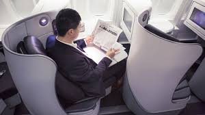 Air France Comfort Seats Air France Attracts Business Travellers To Medium Haul