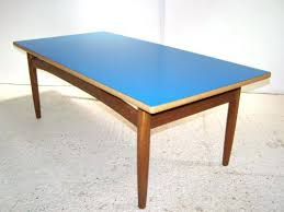 table de cuisine formica table de formica plateau table premium glacier boomerang x cm