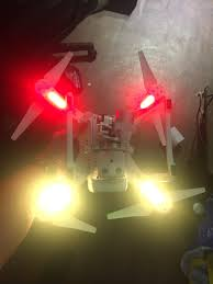 What Does A Flashing Yellow Light Mean 2 Solid Red Lights 2 Blinking Yellow What Does It Mean Dji