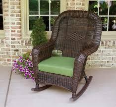 Resin Wicker Rocking Chair Tortuga Outdoor Lexington Wicker Rocker Wicker Com