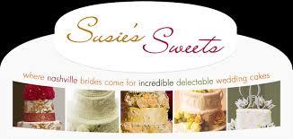 nashville wedding cakes susie u0027s sweets
