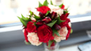roses for sale roses for sale on city corner stock footage 6234704