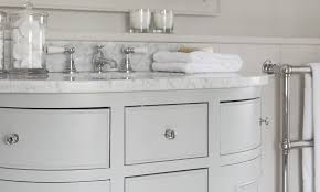 bathroom furniture in solid wood and marble neptune