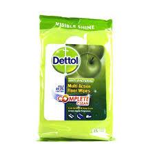 dettol multi floor wipes 15 large wipes anti