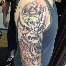 right half sleeve tiger tattoos